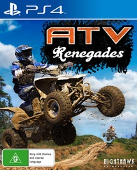ATV Renegades for PS4