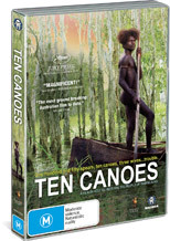 Ten Canoes - Special Edition (2 Disc Set) on DVD