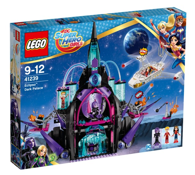 LEGO Super Heroes: Eclipso Dark Palace (41239)
