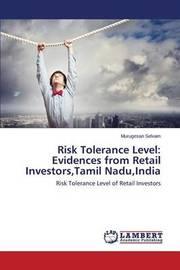 Risk Tolerance Level by Selvam Murugesan