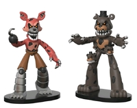 Five Nights at Freddy's - HeroWorld Figures #2 (2-Pack)