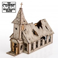 American Legends: Dead Man's Hand - The Cursed Church