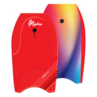 "Maddog: Speed - 44"" Bodyboard (Red)"