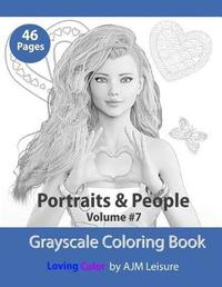 Portraits and People Volume 7 by Ajm Leisure