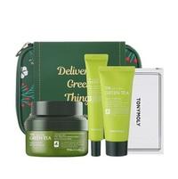 Tonymoly: The Chok Chok Green Tea Safe Hydration Kit