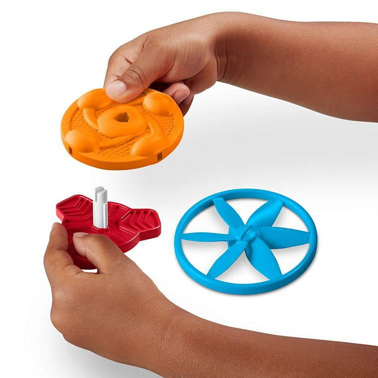 Fisher-Price: Think & Learn - Load & Launch Science Spinners image