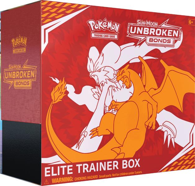 Pokemon TCG: Unbroken Bonds - Elite Trainer Box