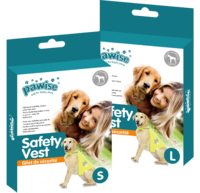 Pawise: Dog Safety Vest - Medium