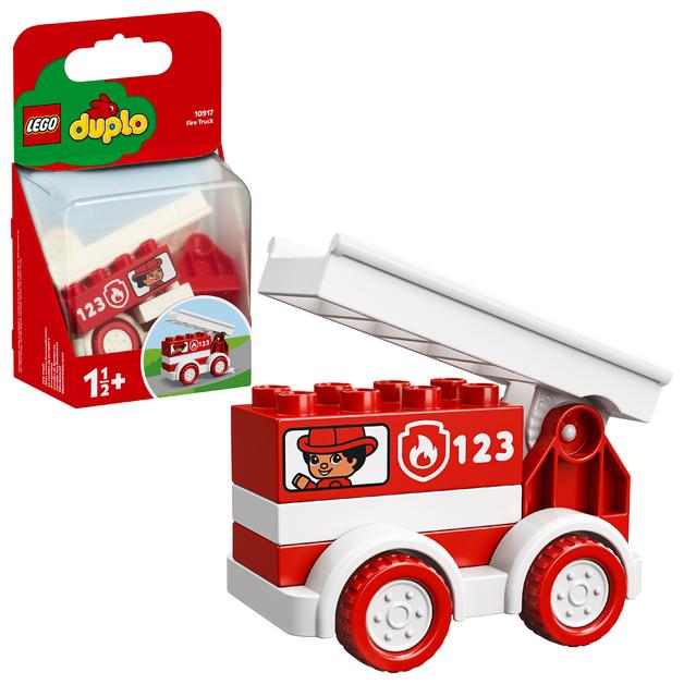 LEGO DUPLO: Fire Engine - (10917)