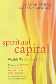 Spiritual Capital by Danah Zohar image
