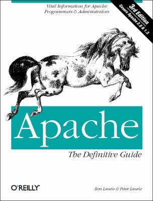 Apache: The Definitive Guide by Ben Laurie image