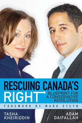 Rescuing Canada's Right by Tasha Kheiriddin image
