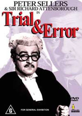 Trial & Error on DVD
