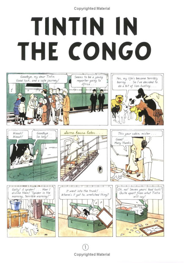 The Adventures of Tintin: Volume 1 by Herge image