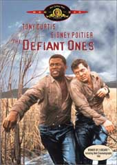 The Defiant Ones on DVD