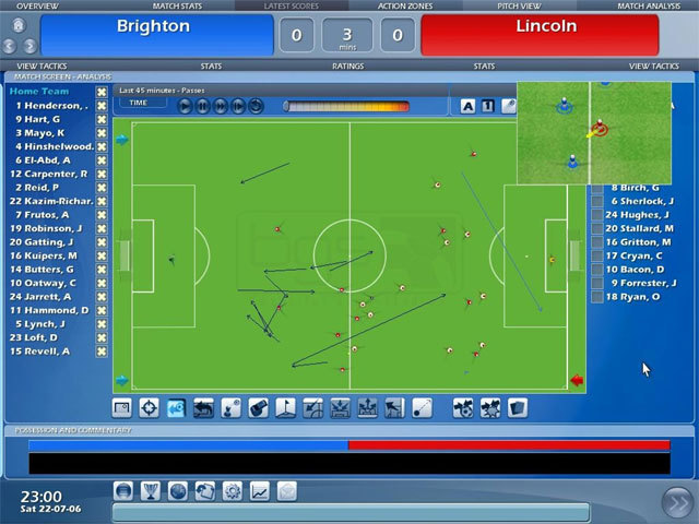 Championship Manager 2007 for PlayStation 2 image