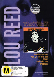 Lou Reed - Transformer on  image