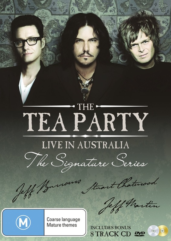 The Tea Party: Live on DVD