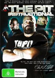 The Pit Instructional on DVD