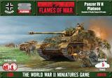 Flames of War - Panzer IVH Platoon