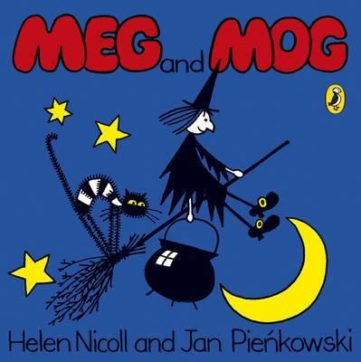 Meg and Mog by Helen Nicoll image