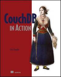 CouchDB in Action by Christopher Chandler image