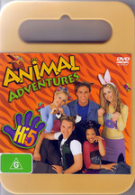 Hi-5 - Animal Adventures on DVD