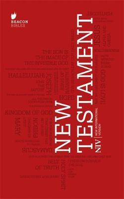 NIV New Testament by New International Version image