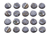 Tabletop-Art: Dirty Old Town - Bases Deal (25mm)