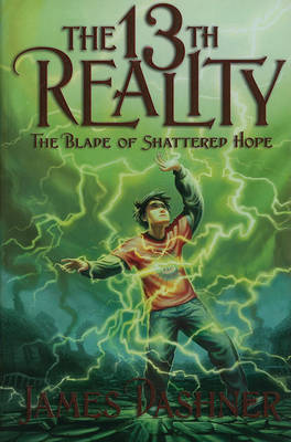 The Blade of Shattered Hope by James Dashner image