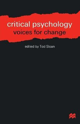 Critical Psychology by Tod Stratton Sloan