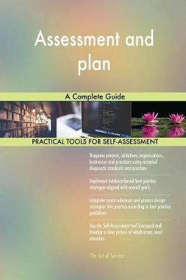 Assessment and Plan a Complete Guide by Gerardus Blokdyk image