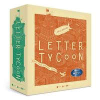 Letter Tycoon - Build your alphabet empire -