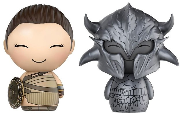 Wonder Woman (Movie) - Wonder Woman & Ares Dorbz Vinyl 2-Pack