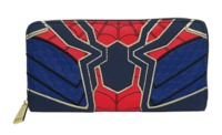 Loungefly: Marvel Iron-Spider - Zip-Around Wallet