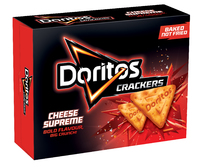 Doritos: Crackers - Cheese Supreme (160g)