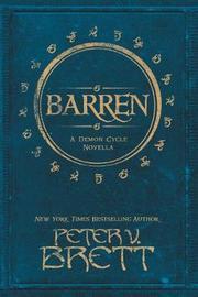 Barren by Peter V Brett