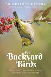 Your Backyard Birds by Grainne Cleary