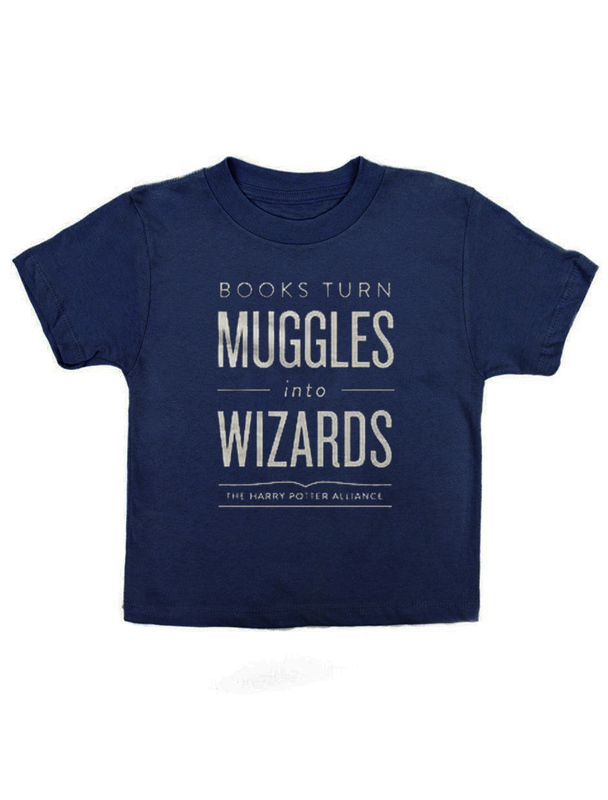 Books Turn Muggles Into Wizards Kids 8 Yr