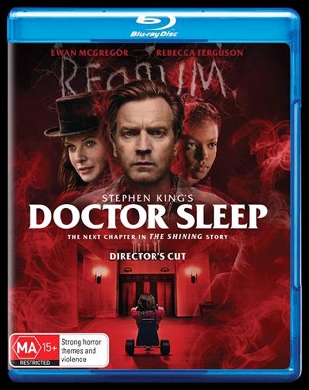 Doctor Sleep (Director's Cut) on Blu-ray