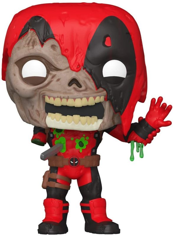 Marvel Zombies - Deadpool Pop! Vinyl Figure