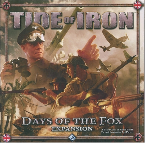 Tide of Iron: Days of the Fox image