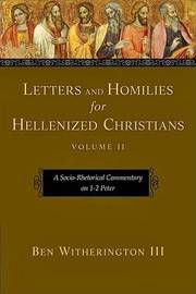 Letters and Homilies for Hellenized Christians: v. 2 by Ben Witherington image