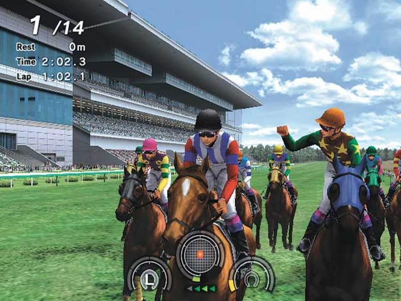 G1 Jockey 4 for PlayStation 2 image