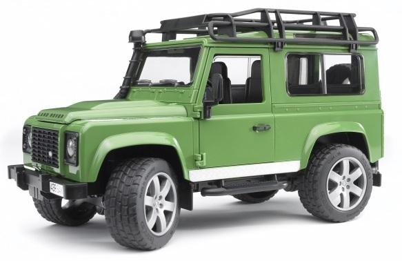 Bruder Land Rover Defender Station Wagon image