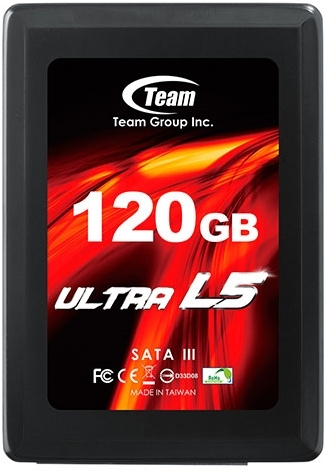 120GB Team Group Ultra L5 Series SSD | at Mighty Ape NZ