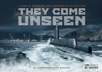 They Come Unseen - Board Game