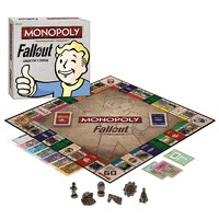 Monopoly: Fallout Edition - Board Game image