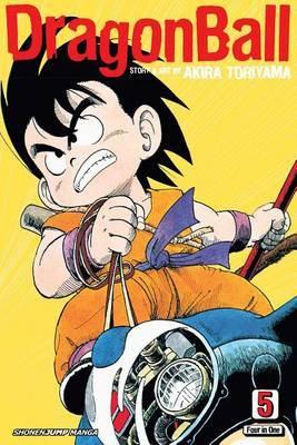 Dragon Ball, Volume 5: VIZBIG Edition (3 in 1) by Akira Toriyama