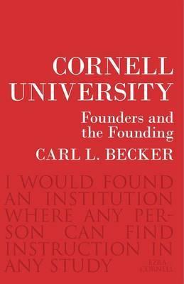 Cornell University by Carl L Becker